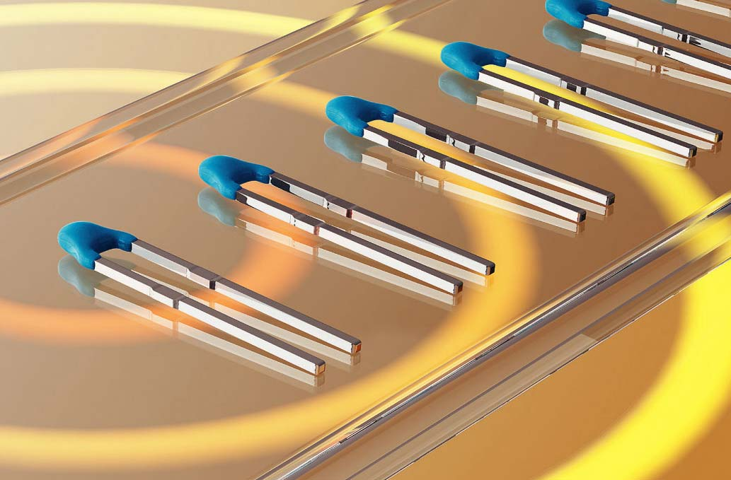 What are NTC Thermistors used for?