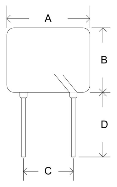 Range of PPTC resettable fuses from ATC Semitec