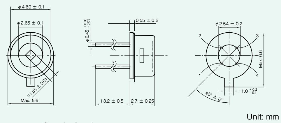 Semitec 10TP Product Line Drawings