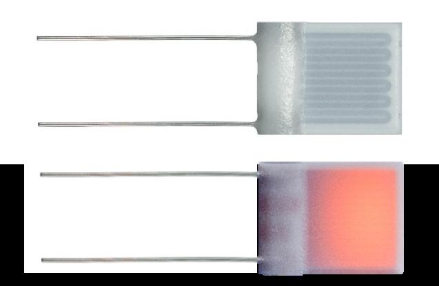 Heraeus miniature heating element