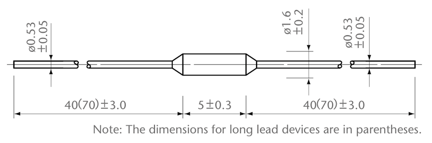 SEFUSE SM-G Technical Line Drawing